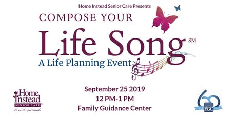 Compose Your Life Song tickets