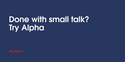 Alpha (Honest Conversations about Faith and Life)