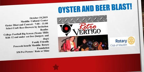 Fall Oyster Blast tickets