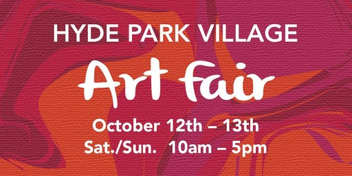 30th Annual Hyde Park Village Art Fair
