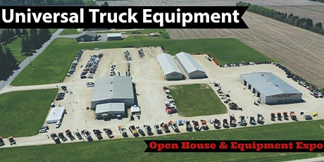Universal Truck Equipment Open House & Equipment Expo tickets