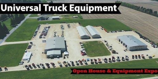 Universal Truck Equipment Open House & Equipment Expo