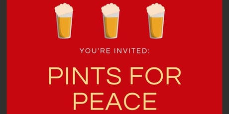 Pints for Peace tickets