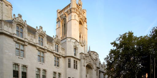 Guided Tour of the UK Supreme Court