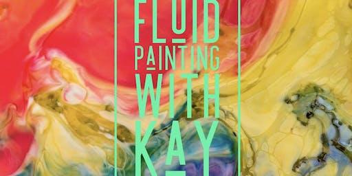 Fluid Painting w/ Kay Willard Brooks
