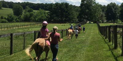 Summer Horsemanship Camp and Farm Experience