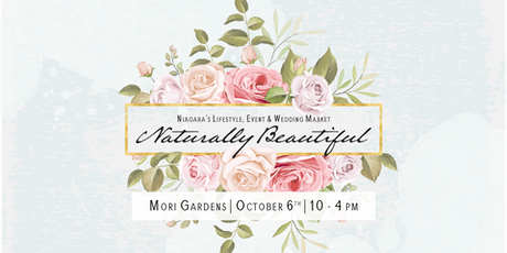 Naturally Beautiful ~ Lifestyle, Event & Wedding Market tickets