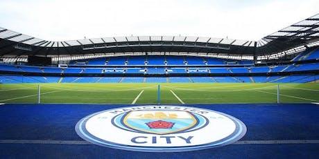 Manchester City FC v Atalanta BC - UCL 2019-20 VIP Hospitality Tickets tickets