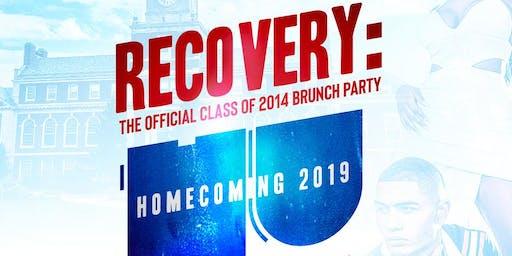 HU Class of 2014 Reunion Brunch + Day Party