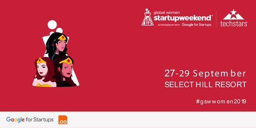 Techstars Startup Weekend Tirana Women 27-29 Sept 2019