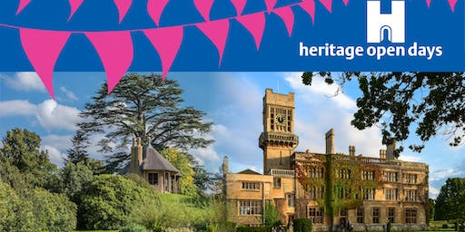 Heritage Open Day at The Swiss Garden & The House at Shuttleworth