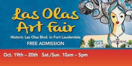 32nd Annual Las Olas Art Fair tickets