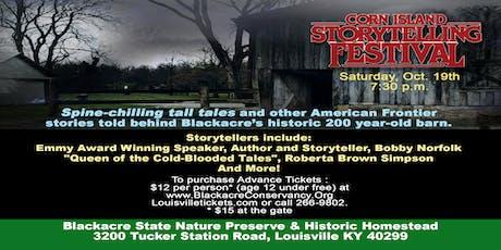 Corn Island Storytelling Festival tickets