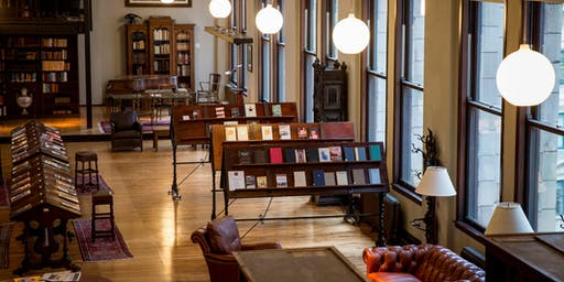 CYBP Hosts: Happy Hour at the Mercantile Library