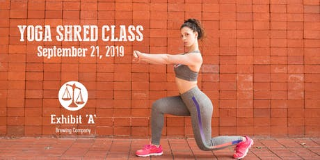 Yoga Shred in the Brewery tickets