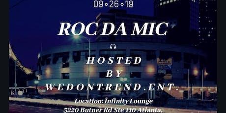Roc Da Mic tickets