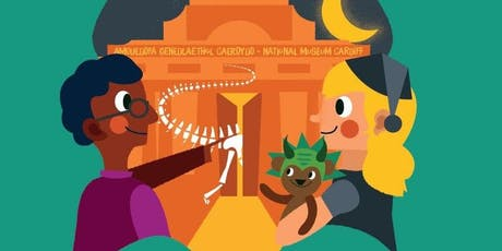 Amgueddfa Dros Nos: Deffro Gyda Dippy! Museum Sleepover: Dippy Dino Night!  tickets