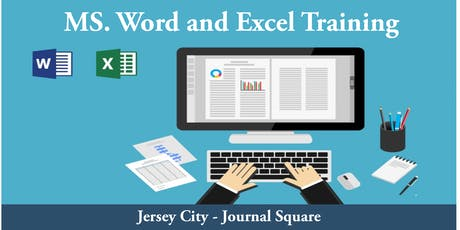 Introduction to Word and Excel - Jersey City (Journal Square) tickets