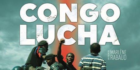 Filmavond - Congo Lucha tickets