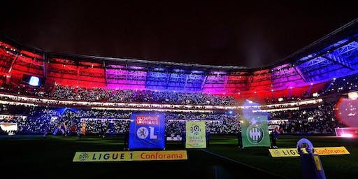 Olympique Lyonnais v SL Benfica - UCL 2019-20 VIP Hospitality Tickets