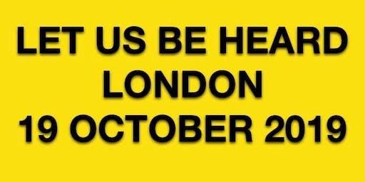 Brighton Coach - Let Us Be Heard March