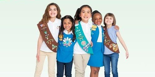 Girl Scouts Super Sign Up Event