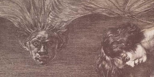 Spotlight tour: Austin Osman Spare – a lost artist of the 20th century?
