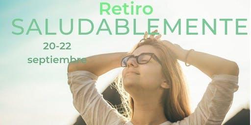 Retiro de Alimentación Consciente, Mindfulness, Meditación y Sentido del humor ♡