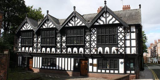 Stanley Palace Ghost Hunt, Chester - with Haunted Houses Events