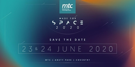 Made for Space - Save The Date tickets