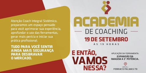 Academia de Coaching 19/09