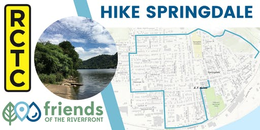 Springdale Trail Hiking Event