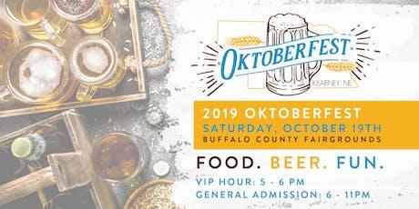 6th Annual Oktoberfest tickets