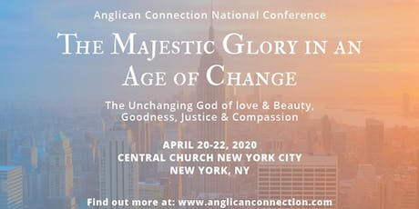 Anglican Connection: 2020 National Conference tickets