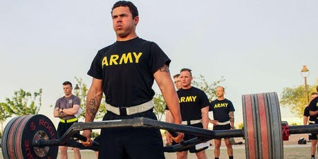 Infantry & Armor Ball Functional Fitness Challenge tickets