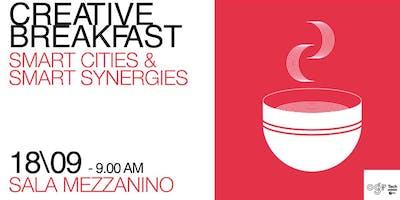 Creative Breakfast | Smart Cities & Smart Synergies