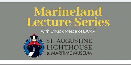 Marineland Monthly Lecture (January)