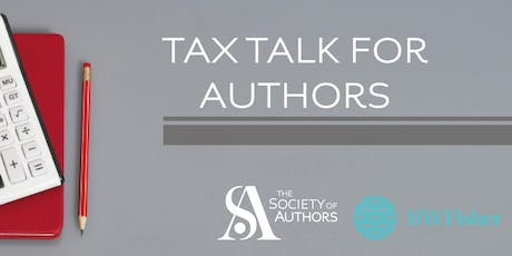 Tax Talk for Authors from HW Fisher 2019 tickets