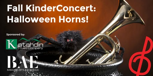 Fall KinderConcert: Halloween Horns!