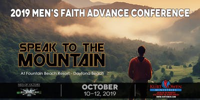 Men's Faith Advance 2019 Conference