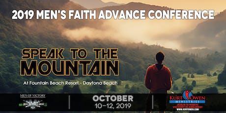 Men's Faith Advance 2019 Conference tickets