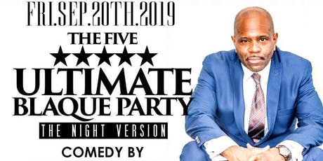 """THE ALL BLACK AFFAIR """"COMEDY  EXPLOSION """"@ STAGE FORTY8  FEAT"""" SHAWN HARVEY tickets"""