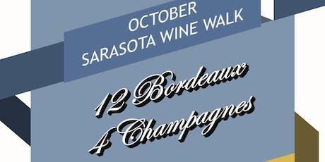 Sarasota Wine Walk tickets
