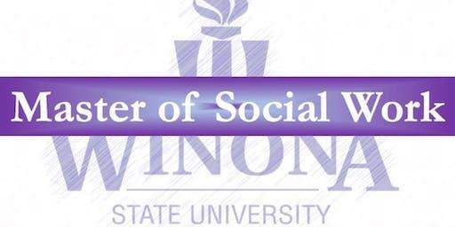 Master of Social Work - Fall Professional Development Lab