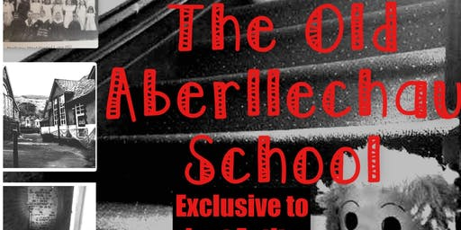 The Old Aberlechau School Ghost Hunt