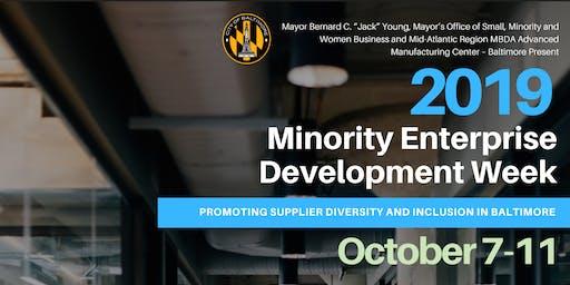 2019 Minority Enterprise Development (MED) Week