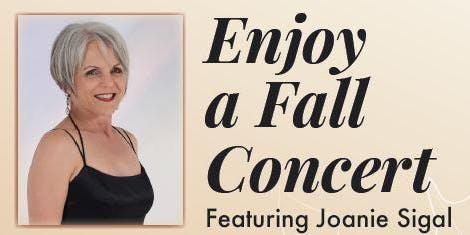 Joanie Sigal Fall Concert
