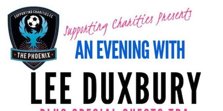 An Evening with Ex Bradford City & Oldham Captain Lee Duxbury & Guests tickets