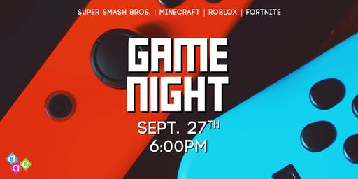 GAME NIGHT | September 27