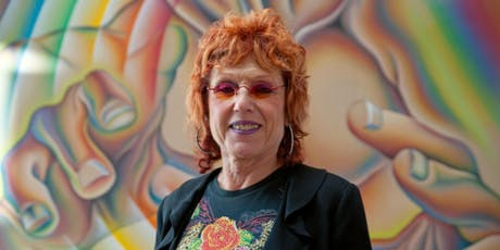 An evening with Judy Chicago tickets